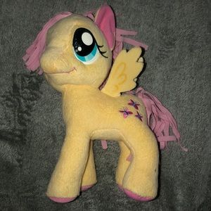 MY LITTLE PONY SHUTTERFLY stuffed animal